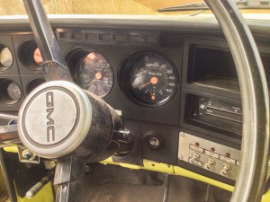 Mr. Locksmith makes keys to 1983 GMC 7000 Fire Truck for Without Borders Canada