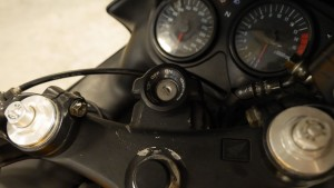 Honda CBR600 Motorcycle Ignition Cluster